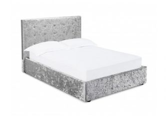 * Brand New * * LPD Rimini Crushed Velvet Ottoman Bed * * From £170 * * Free Delivery *