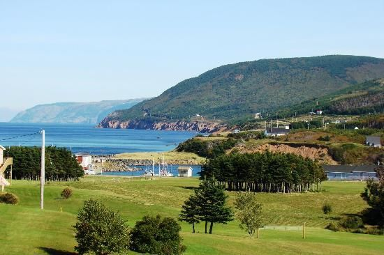 Pleasant Bay, Cape Breton Island, Nova Scotia