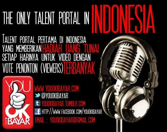 The Only Talent Portal in Indonesia