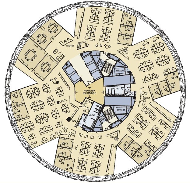 5osA: [오사] :: [ Norman Foster ] Swiss Re London Headquarters