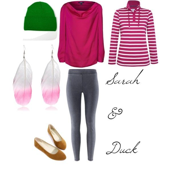 A fashion look from March 2013 featuring Mexx Metropolitan tunics, Dash tunics and H&M leggings. Browse and shop related looks.