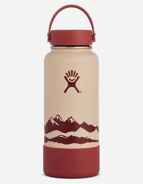 34cdd26f5b HYDRO FLASK Escape Desert 32oz Wide Mouth Water Bottle ...