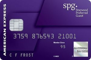 Starwood Preferred Guest | Credit Card from American Express | Get 25,000 bonus Starpoints® after you use your new Card to make $3,000 in purchases within the first 3 months. This card was just awarded a 2016 CardRating's Editor's Choice award for being one of the best travel credit cards on the market. (American Express is a CardRatings.com advertiser)