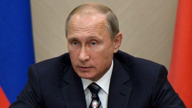 Vladimir Putin's dangerous game raises the stakes in Syria - SMH