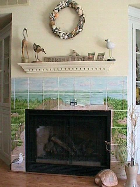 1000 Ideas About Beach Fireplace On Pinterest Beach