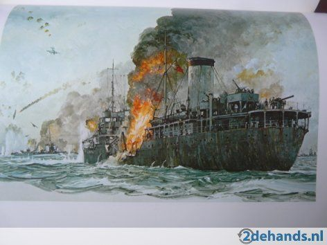 The marine paintings of Chris Mayger