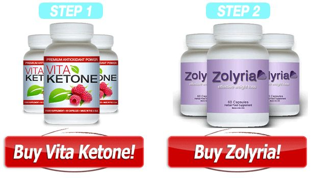 Vita Ketone & Zolyria World Wide