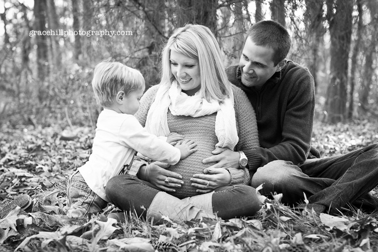 Family Maternity Shoot photography