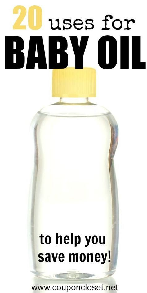 20 Uses for Baby Oil that will actually Save You Money. I think you will be surprised by some of these uses!