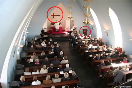 Evidence of blasphemy in Scandinavian churches - The Landover Baptist Church Forum