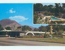 Unused Pre-1980 THE SAFARI MOTEL Nephi Utah UT n8372