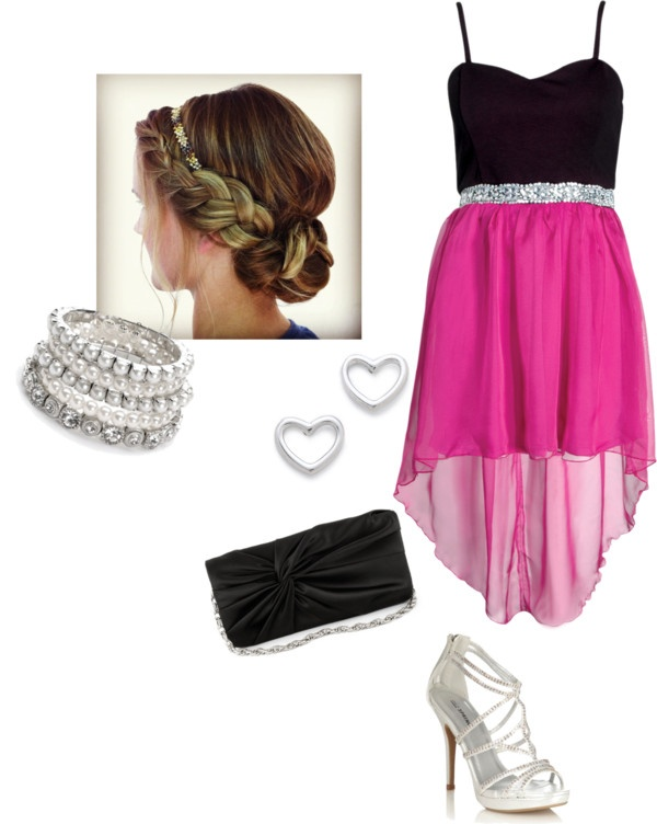 17 Best images about School Dance Dresses on Pinterest | Jumpers Pink princess dress and Short ...