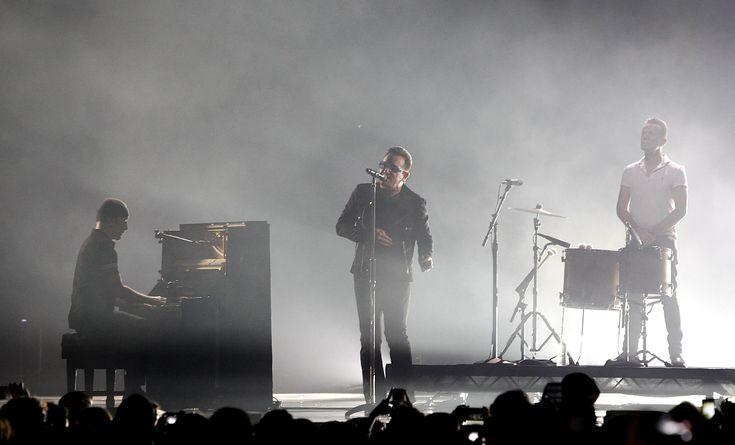 40 years of U2 - Dublin Live