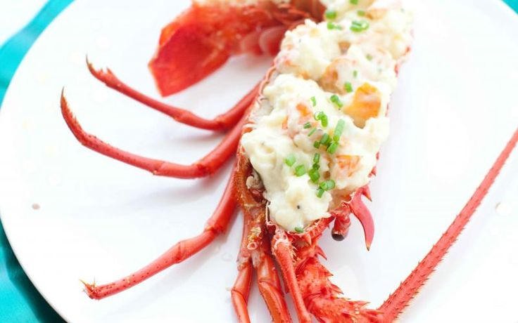 Lobster Mornay - learn how to make it with Josh Catalano!! Don't miss his cooking demonstration.. italianwinefood.com.au