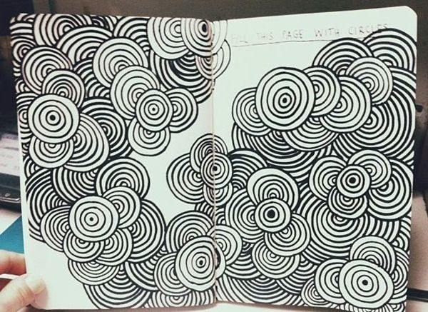 40 Simple and Easy Doodle Art Ideas to Try   Drawings   Easy