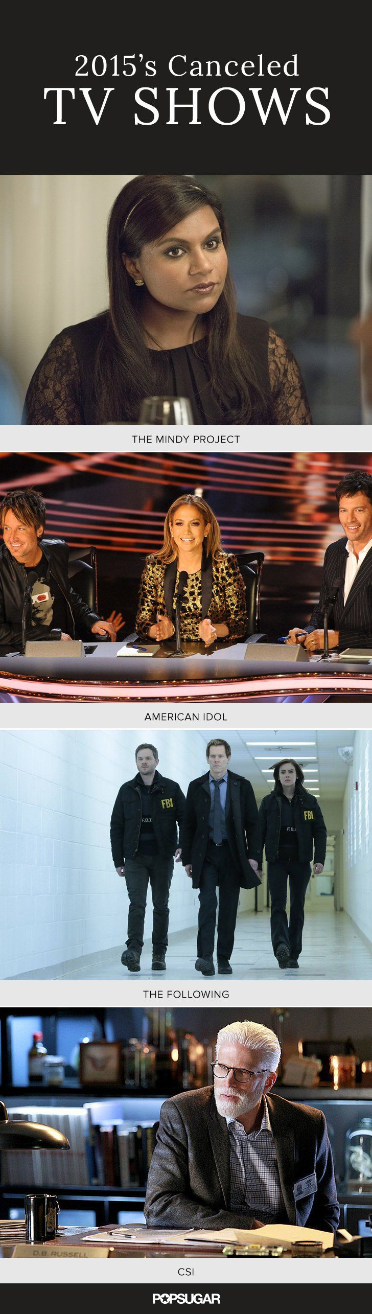 Pin for Later: 22 TV Shows That Were Canceled This Season Canceled TV Show Scorecard