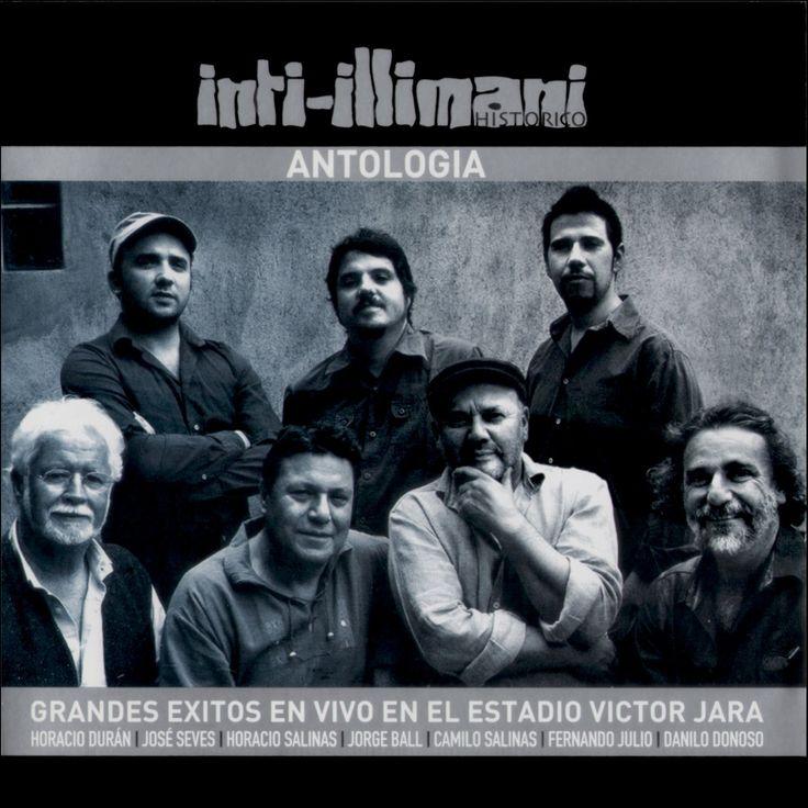 Inti Illimani Histórico - El Mercado Testaccio