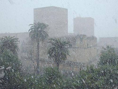 Bari, dicembre 2007