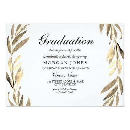 Best  Graduation Invitation Cards Ideas On
