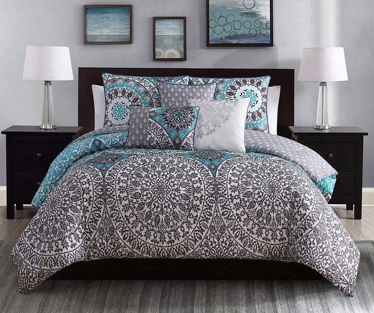 20 Gray And Yellow Nursery Designs With Refreshing Elegance: Best Aqua Gray Bedroom Ideas On Pinterest
