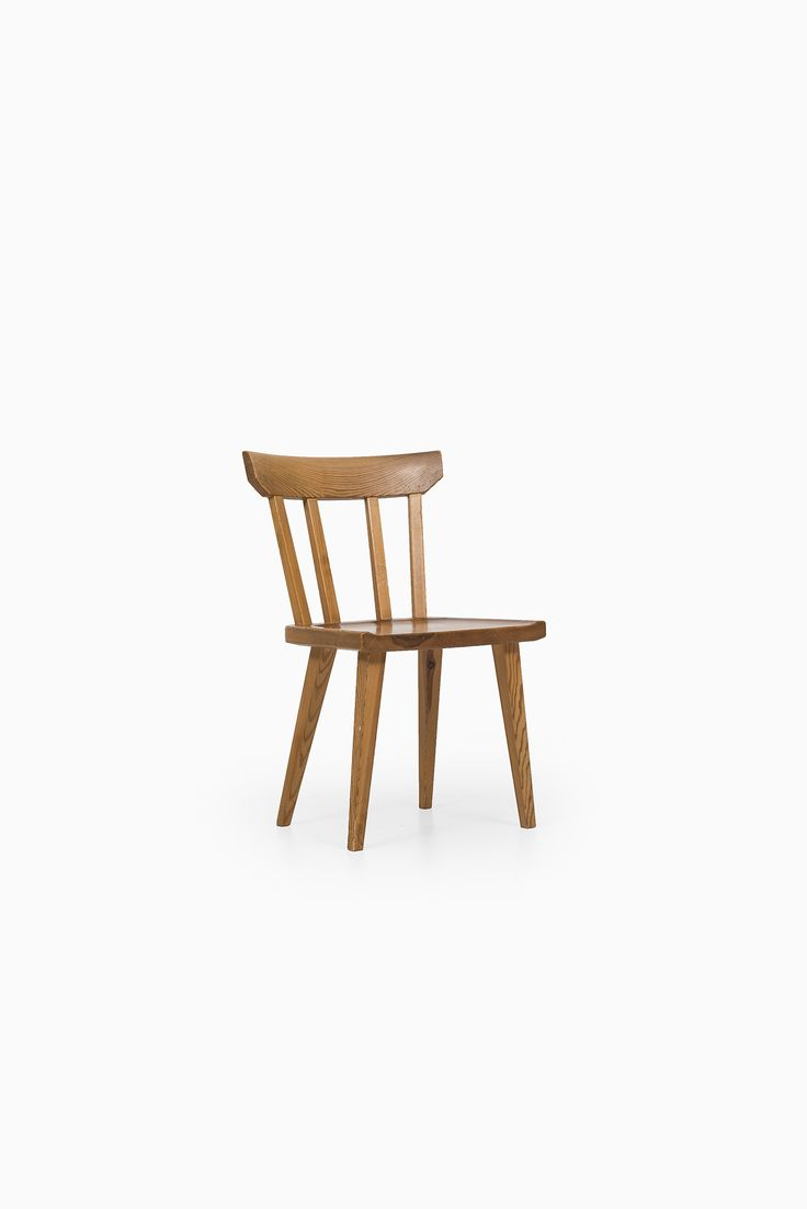Carl Malmsten Dining Chairs In Pine At Studio Schalling | STUDIO SCHALLING  | Pinterest | Dining Chairs And Pine