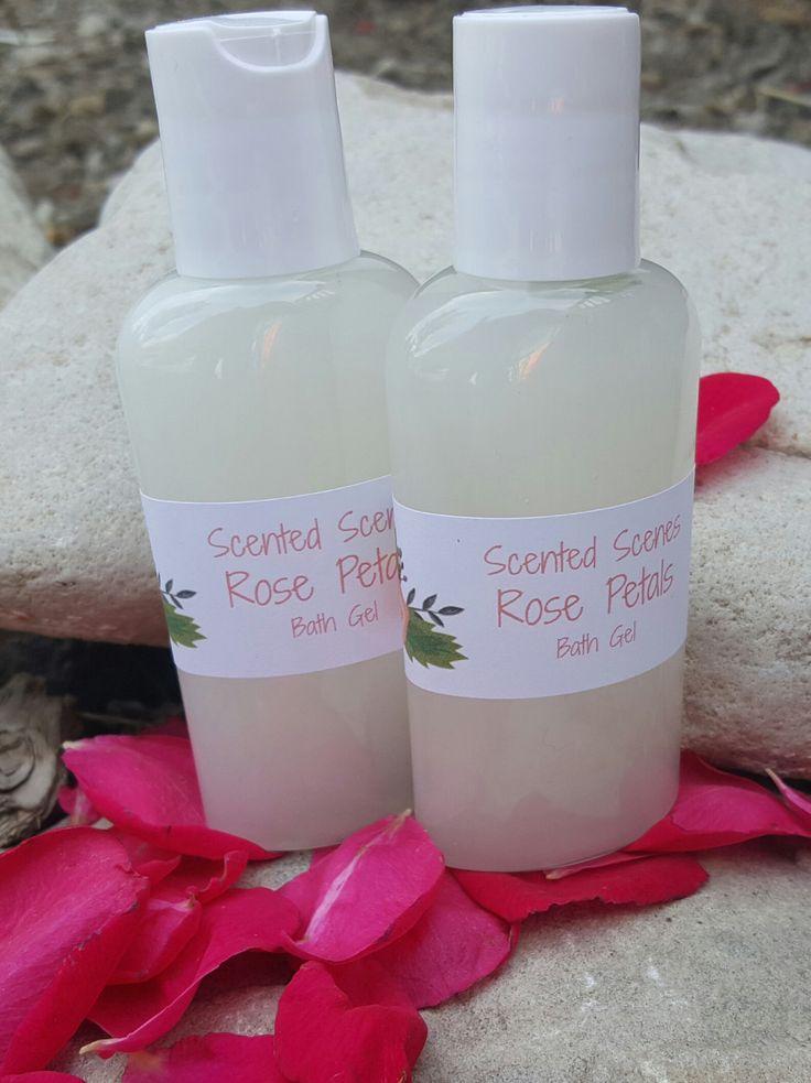 bubble bath rose scented bath gel bubble bath party favors baby shower favors