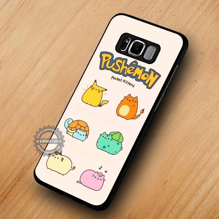 Cute Anime Pushemon Pokemon - Samsung Galaxy S8 S7 S6 Note 8 Cases & Covers #cartoon #anime #pokemon #pusheen #phonecase #phonecover #samsungcase #samsunggalaxycase #SamsungNoteCase #SamsungEdgeCase #SamsungS4RegularCase #SamsungS5Case #SamsungS6Case #SamsungS6EdgeCase #SamsungS6EdgePlusCase #SamsungS7Case #SamsungS7EdgeCase #samsunggalaxys8case #samsunggalaxynote8case #samsunggalaxys8plus