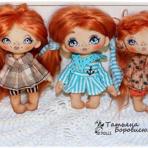 Мои рыжульки))