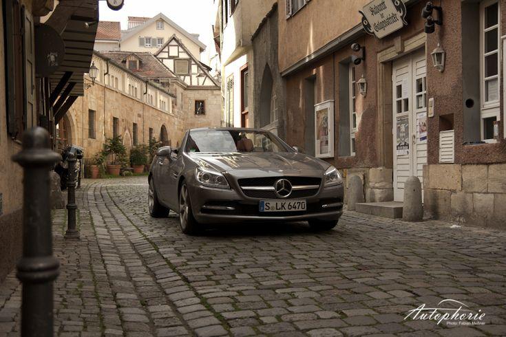 Mercedes-Benz SLK 350 #mercedes http://autophorie.de/2012/11/06/mercedes-benz-slk-350-reisebericht/