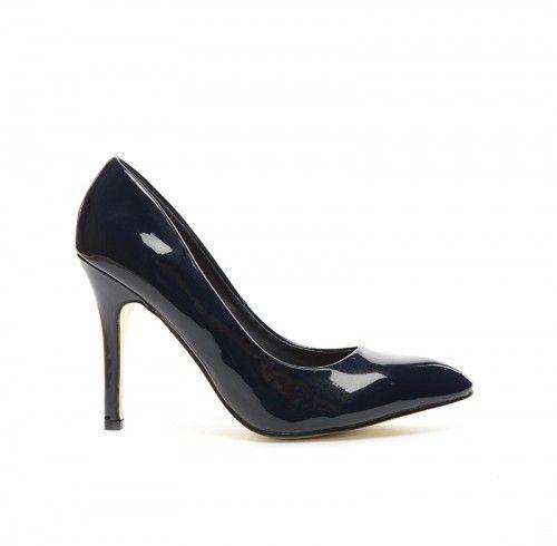 Pantofi Vily Bleumarin
