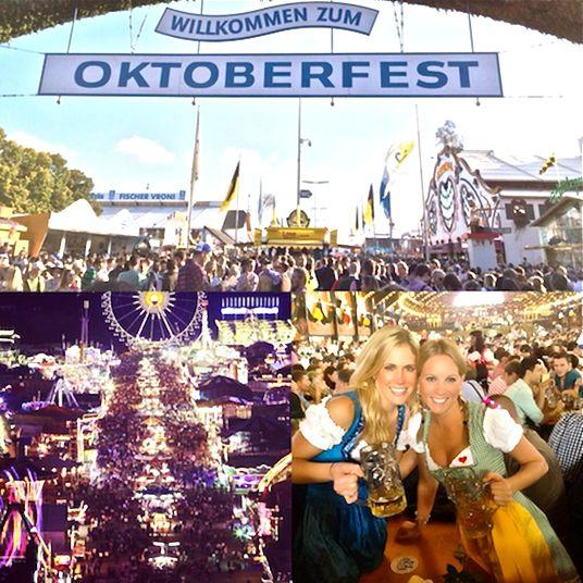 Oktoberfest 2017 info and celebrations around the world