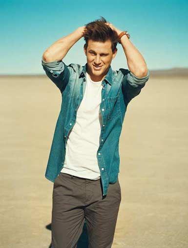 Channing Tatum. Seriously, Channing Tatum. sooo hotttt!