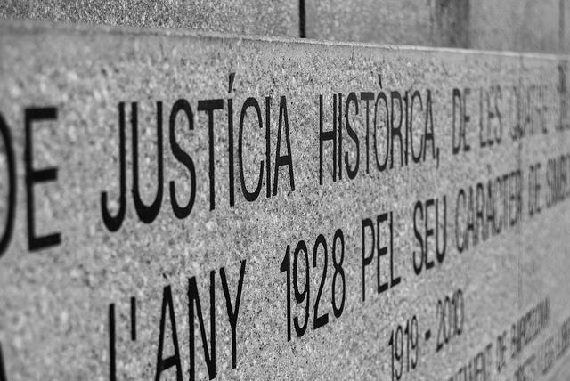 Justicia Historica by Marta Panetto Twcci