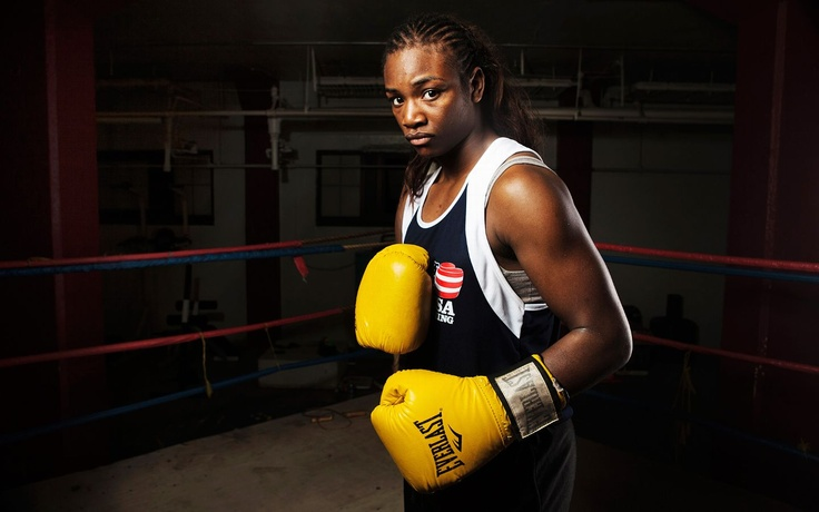 Claressa Shields, born March 17th, is a Pisces that's quite close to the cusp of Aries.
