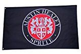 Black Austin healey sprite flag austin healey sprite car banner Durable Polyester Banner car flags 35 ft