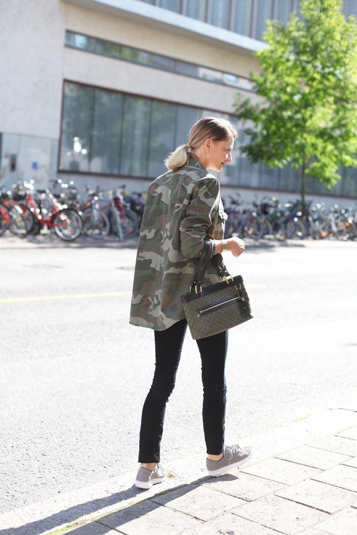 Camo shirt Louis Vuitton