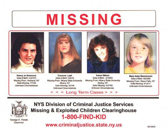 281 best New York Missing Persons images on Pinterest ...