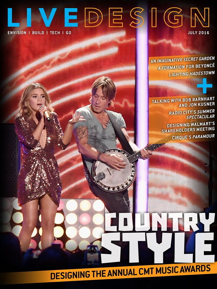 Available for every mobile device, smartphones, tablets. Download and have fun. Art Direction & Digital Implementation: PIKA Tablet  #pikatablet #pica    The July issue of Live Design goes country with a focus on the designs for the annual CMT Music Awards, as well as the production design for Beyoncé's Formation World Tour and the lighting design for Hadestown.