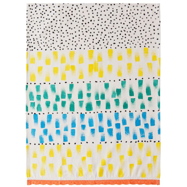 These screen printed kitchen towels depict quirky design to add a splash of colour to your kitchen.