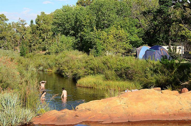 Sederberge: Waar om te kamp