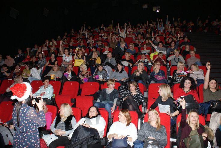 Sala pękała w szwach na Kinie dla kobiet – FILM, FOTO #Oświęcim #patronatFO #PlanetCinema #Kinodlakobiet #kino