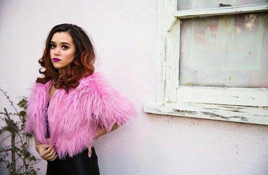 Pink fur....💘