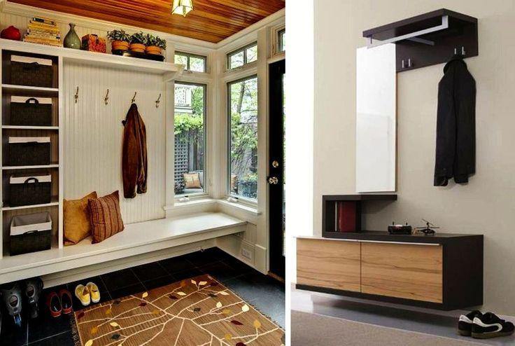 25 de idei pentru mobila din holul de la intrare cu locuri de ședere