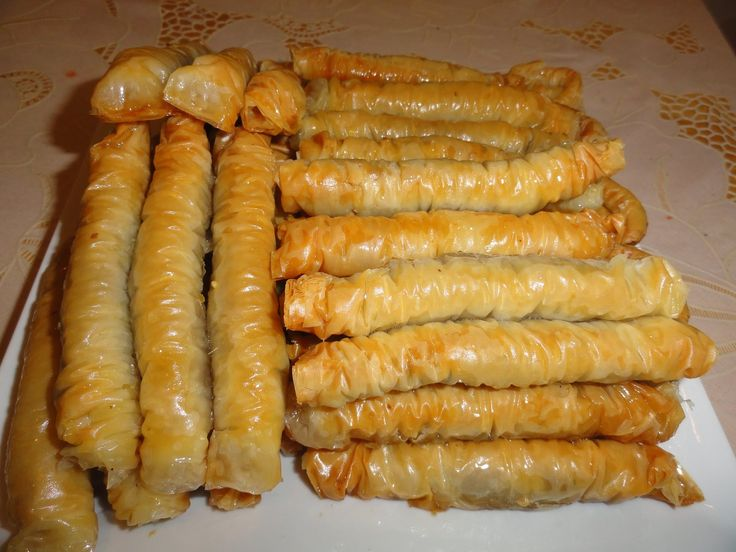 بقلاوة البرمه العراقية  - أكلات عراقية  iraqi food