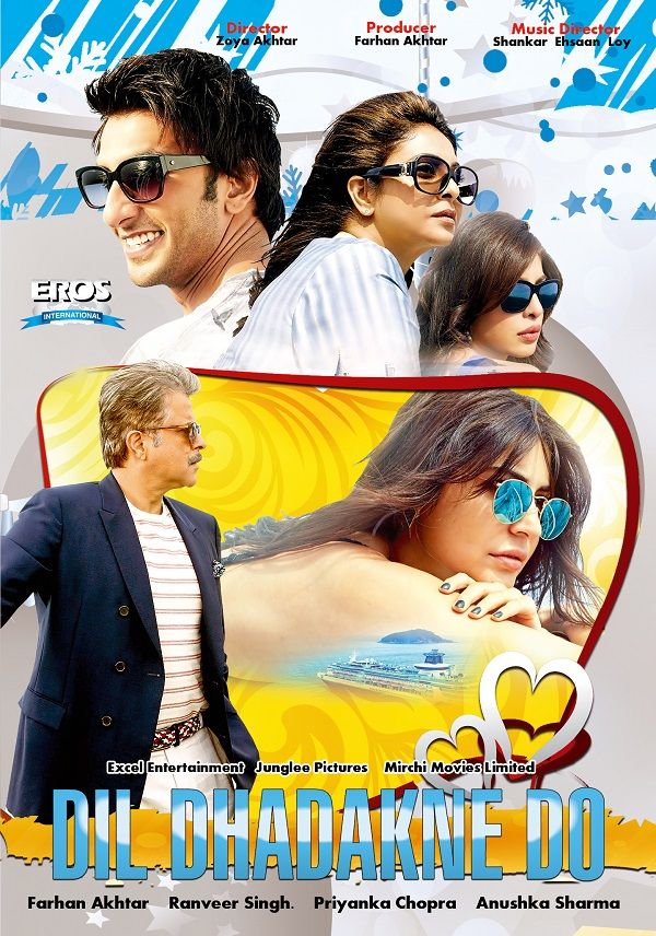 95 best bollywood images on pinterest watches online bollywood dil dhadakne do 2015 watch online ccuart Gallery
