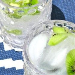 Kiwi Vodka Tonic and 62 other vodka cocktails
