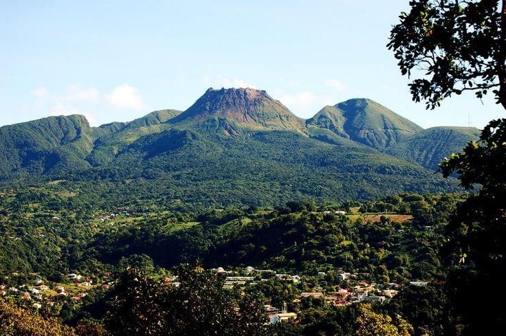 guadeloupe volcano | Photos Le volcan La Soufrière de Guadeloupe