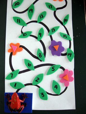math worksheet : 39 best math mania images on pinterest  math games preschool  : Kindergarten Math Counting Games