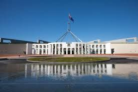 Parliament House. Sadly a few idiots live here. Sorry did I say politicians?