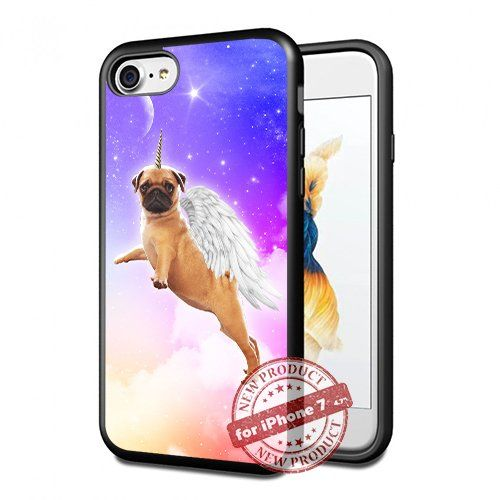 Pug Puppy Dog Paradise Art Fashion Design iPhone 7 Case B... https://www.amazon.com/dp/B0731PY24W/ref=cm_sw_r_pi_dp_x_IHREzbTT7XHFP